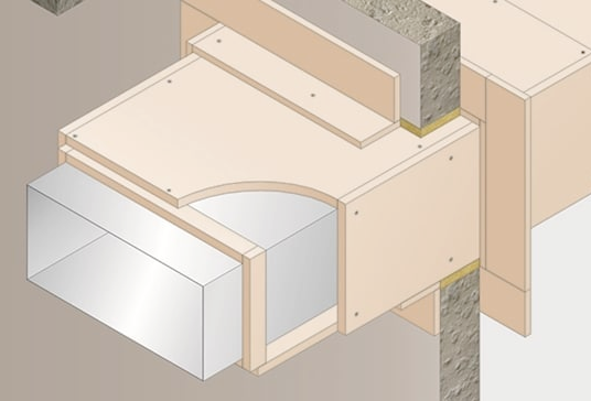 PFP Ireland Fire Rated Ductwork