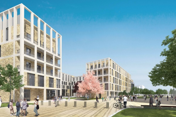 Grangegorman Campus Development